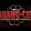 <b>Shang</b>-<b>chi</b> le trailer en VF