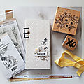 Invitée créative-Les Ateliers de Karine-<b>Mini</b> <b>album</b>