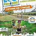 Bon plan à Bordeaux ? Essaye l'Eco Run & <b>Bike</b>