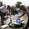 Il faut interdire les produits des colonies israéliennes, pas les étiqueter