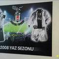 <b>BESIKTAS</b>, CLUB DE FOOT D'ISTANBUL
