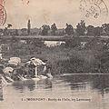 A Montpont, sur l'Isle