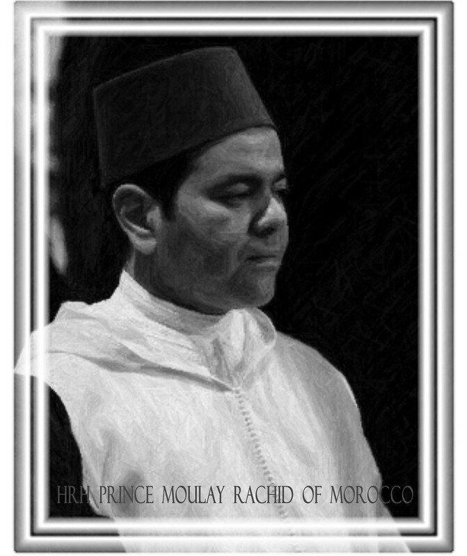 HRH Prince Moulay Rachid