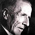 <b>Pierre</b> Teilhard de Chardin est né il y a 140 ans, le 1er mai 1881