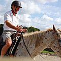 Baptème de cheval pour JP ...
