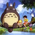 Mon voisin totoro d'hayao miyazaki