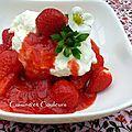 Fontainebleau aux fraises, fraises & fraises .....