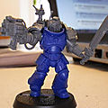 Shadow War Inquisimunda : Primaris <b>Deathwatch</b>