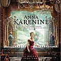 Anna Karenine de Joe Wright avec Keira Knightley, <b>Aaron</b> <b>Johnson</b>, Jude Law, Matthew MacFadyen, Domhnall Gleeson