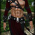 Méchante exploratrice sur Second Life