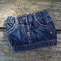 *mini mini jupe, 1 mois