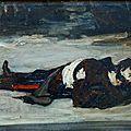 Carolus Duran, Henri Regnault mort au champ de bataille 1871