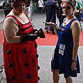 La rencontre d'une Dalek et d'une Tardis