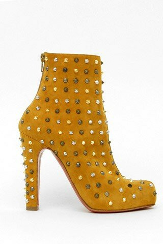 The Studded Boot Christian LOUBOUTIN