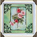 2011 - Bouquet de roses