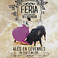 ALES CARTELS DE LA FERAI DE L'ASCENSION 2015