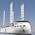 Industrie du futur en Normandie: préférons le retour de la marine à <b>voile</b> au viol de la mer par des éoliennes!