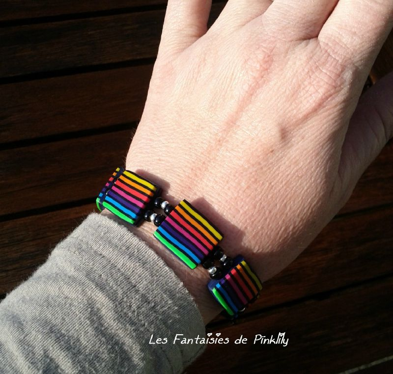 Fashion Victim bracelet 15€