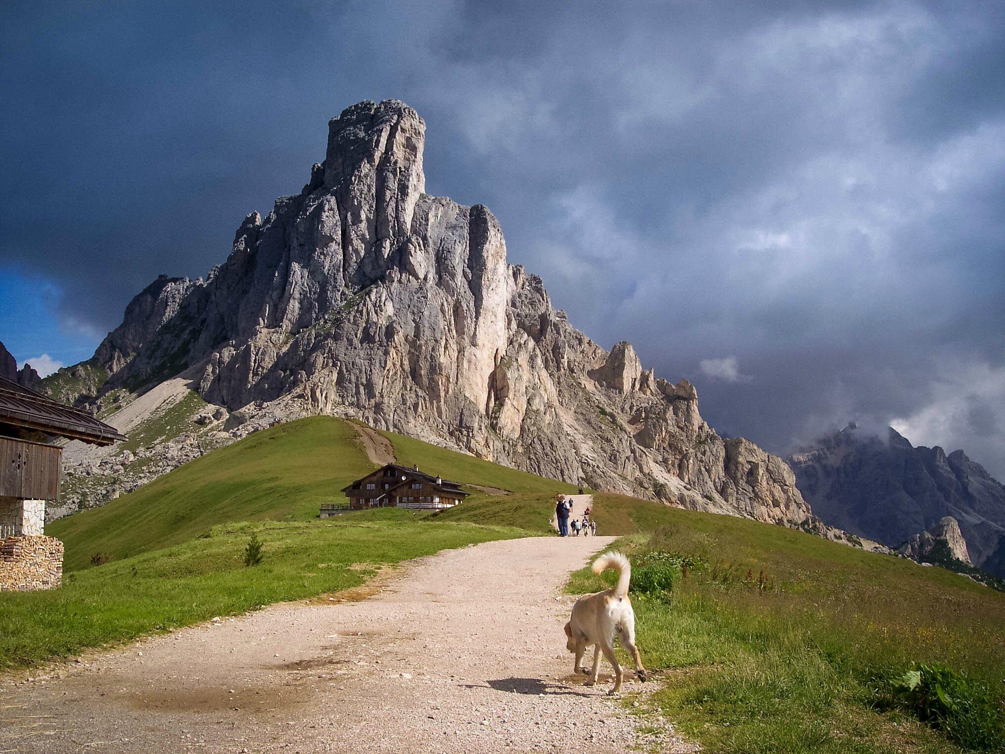 Col de Giau (Dolomites)