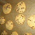 Cookies façon us : plutot pas mal pour une première
