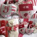 coeur patchwork et ours couture