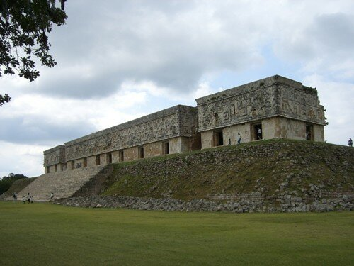 Uxmal - Palace of the Governor