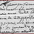 Généatech, généathème : André MENOT et André MENOT, et… leurs épouses…
