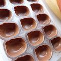 Escargots au praliné