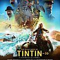 [Nouveauté] Le Secret de la Licorne, Les aventures de Tintin de Steven Spielberg et de Peter Jackson (FJE SPI)