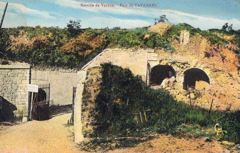 fort de Tavannes