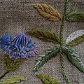 détail 4 trousse jardin fleuri