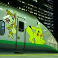 Shinkansen E3 Tsubasa 'Pikachu', Tôkyô eki