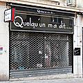 Quelqu'un m'a dit ... Rouen Seine-<b>Maritime</b> Fête de la musique Carla Bruni
