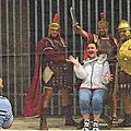 Campitelli - Le tour du Capitole (14/17). Les légionnaires du Colisée et la place de Porta Capena.