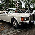 <b>Rolls</b> <b>Royce</b> Silver Spur Mark II Convertible (version US)-1989