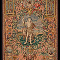 V&A acquire important wall-hanging from De Wit at BRAFA 2018