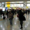 Tokyo eki, dans les entrailles de l'immense gare à 4 étages!