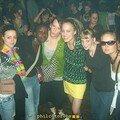 Ashley, Cassandre, Sarah, Caroline and Co