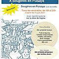 La mairie de Sougères en Puisaye vous informe à partir du 11 Juin 2021