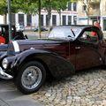 Bugatti type 57 atalante coupé de 1939 (Rallye de France 2010) 01