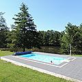 le domaine du lac à Rocroi: chambres et table d'hôtes et gîte
