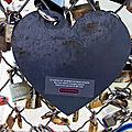 Coeur, cadenas, Pont des arts_8691