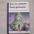 J'ai vu passer rois poissons, je commence à lire, niveau je déchiffre, Hachette 1986