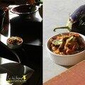 Caviar d'aubergine a la marocaine