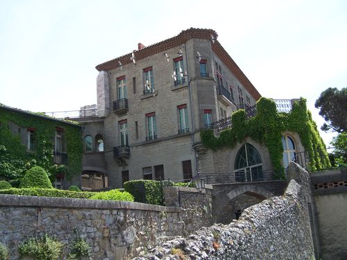 Carcassonne-hôtel de la cité