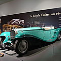 BUGATTI Esders type 41 roadster 1930-90 Mulhouse (1)
