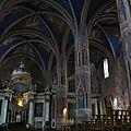 Verdun-sur-Garonne, église Saint-Michel, intérieurs
