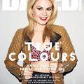 <b>Anna</b> <b>Paquin</b> en couv du magazine Dazed and Confused de janvier 2011