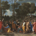 Poussin's ordination @ christie's