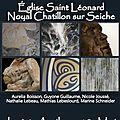 Saint léonard (noyal-chatillon sur seiche) avril~mai 2012